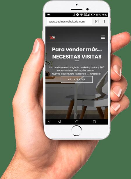 Diseño web Vitoria, Diseño gráfico, Redes Sociales, Community Management, posicionamiento en buscadores